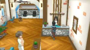 where to get haircut and color hair in pokemon sun and moon youtube