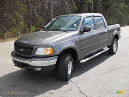 2003 ford f150 supercab 4x4 2003 ford f150 xlt supercrew 4x4 in shadow grey metallic