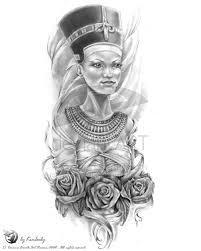 25 beautiful nefertiti tattoo ideas on pinterest queen