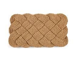 zerbino di cocco ingressi 45 x 75 centimetri lavender intrecciata a mano zerbino di