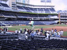 lexus dugout club menu best seats for san diego padres at petco park 2016 mlb all star