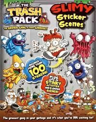 45 trash pack images blind trash pack