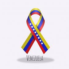 imagenes de venezuela en luto venezuela flag ribbon design vector free download