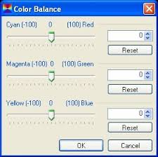 color balance plugin updated plugins publishing only