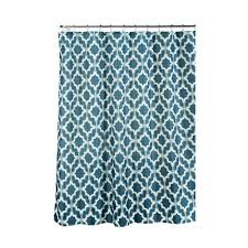 Shower Curtain Teal Shower Curtains Shower Accessories The Home Depot