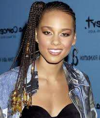 black hairstyles 2015 with braids to the side micro mini braids hairstyles styloss com