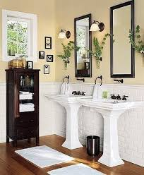Bathroom Color Scheme by Best 25 Yellow Bathrooms Ideas On Pinterest Yellow Bathroom