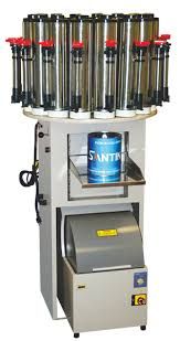 dispensers and mixers for the paint industry santint