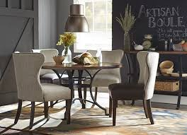 Copper Dining Room Tables Copper Dining Table Havertys