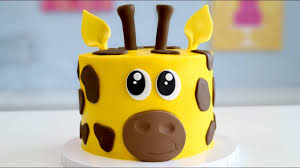 giraffe cake easiest giraffe cake