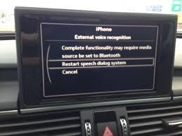 audi a6 c7 problems 2016 voice command problem help audiworld forums