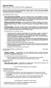 sample resume for human resources sample resume human resources before executive resume writer dan west hr before