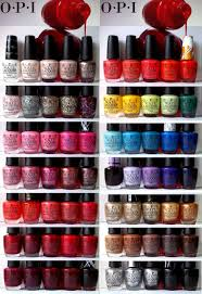 bow nail polish opi holiday lacquer collection s 2001 2016 full
