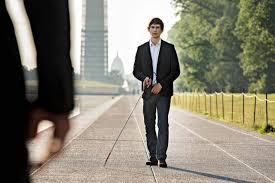 Blind Man Cane Fictional Characters Who Are Blind Braille Works Blog