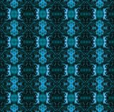Blau Schwarz Muster Kostenlose Illustration Elektronische Elektro Blau