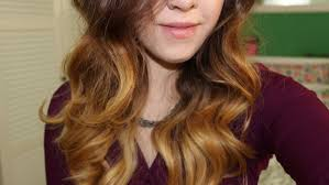 soft curls using bobby pins heatless u0026overnight youtube