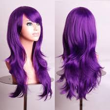 curly halloween wigs online get cheap purple halloween wig aliexpress com alibaba group
