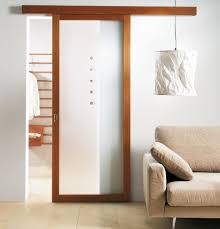 Mirrored Barn Door by Incredible Design Of Single Sliding Barn Doors Furniture Razode