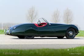 jaguar xk120 ots lex classics