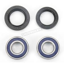 all balls front wheel bearing and seal kit 25 1381 motorcycle