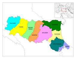 Modena Italy Map Emilia Region U2013 Wikipedia