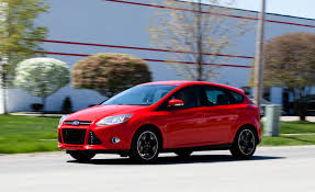 ford focus se manual hatchback test u2013 review u2013 car and driver