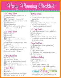 bridal shower planner 9 bridal shower planning checklist day care receipts