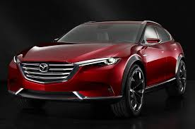 mazda new model report mazda koeru concept previews new sporty crossover model