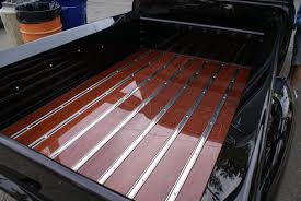 wooden truck bed projects custom wood bed ideas how to the h a m b