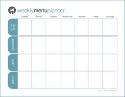 25 unique weekly menu planners ideas on pinterest weekly menu