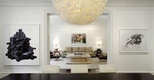 Art In Interior Design - Modern art interior design