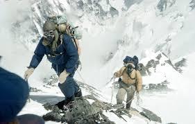 Map Of Everest Sir Edmund Hillary Academy Of Achievement