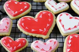 valentines cookies how to make easy marbled cookies bakerette