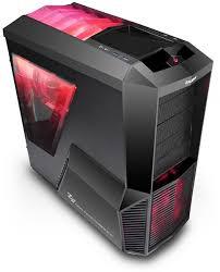 ordinateur de bureau sans tour grosbill el rojo loco intel i5 6400 2 7ghz amd rx 480 8go