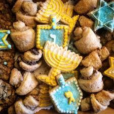 Hanukkah Cookies Cookies And Bars U2014 Beech Tree Sweets