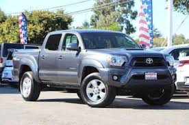 2015 toyota tacoma horsepower used 2015 toyota tacoma for sale pricing features edmunds