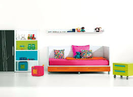 colorful kids furniture library design room library decor with