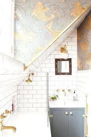 Wallpaper Ideas For Small Bathroom Bathroom Wallpaper Ideas Bathroom Exquisite Funky Bathroom
