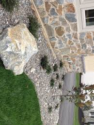 Home Stones Decoration Garden Design With Natural Stone Landscape Edging Best Stones For