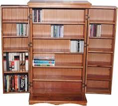 Oak Cd Storage Cabinet Cd Dvd Media Storage Cabinet Penfriends