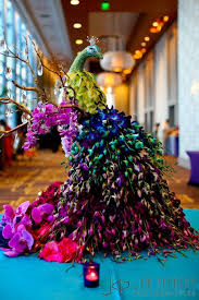 peacock wedding decorations charming peacock wedding decorations 29 on cake toppers for