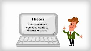 example thesis statements thesis statements on vimeo