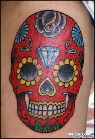 aztec with skull tattoo tattoo viewer com