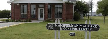 animal care and control city of mansfield texas