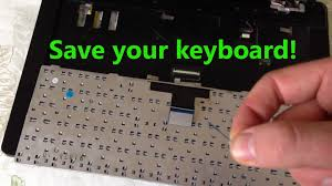 easy repair for laptop keyboard when several keys are not working
