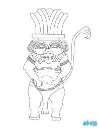 coloring pages source ancient egypt pdf egyptian art printable