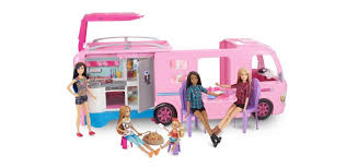 barbie pop up camper black friday the 25 hottest toys your kids already want for christmas and