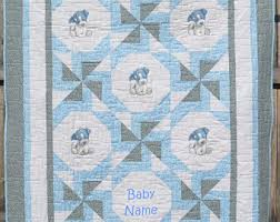 Customized Baby Custom Baby Quilt