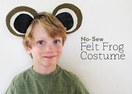 Frog Halloween Costumes 14 Diy Sew Halloween Kid Costumes