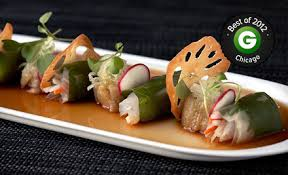 japanese fusion cuisine thatcher shortcrust michelin starred japanese fusion food